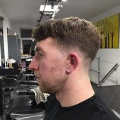 Accrington mens barbers