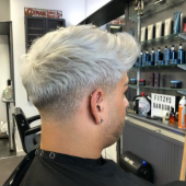 Mens hairdresser accrington