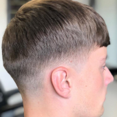 Zero point 5 haircut